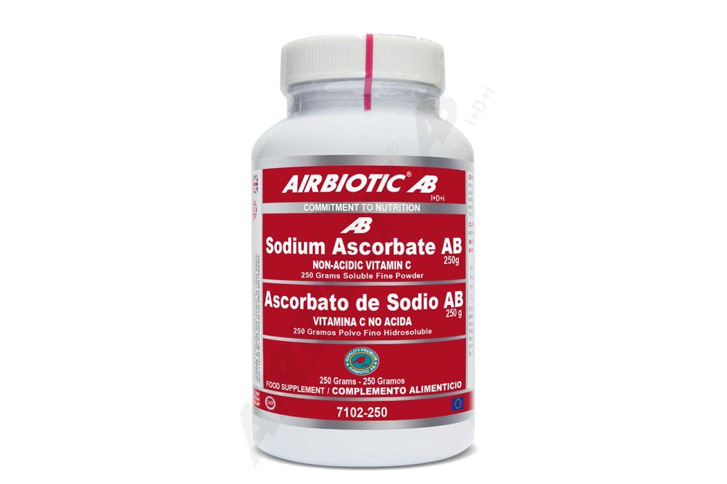 Vitamina C ideal para personas con dificultades para tragar tabletas o que sean especialmente sensibles a la acidez de la Vitamina C.