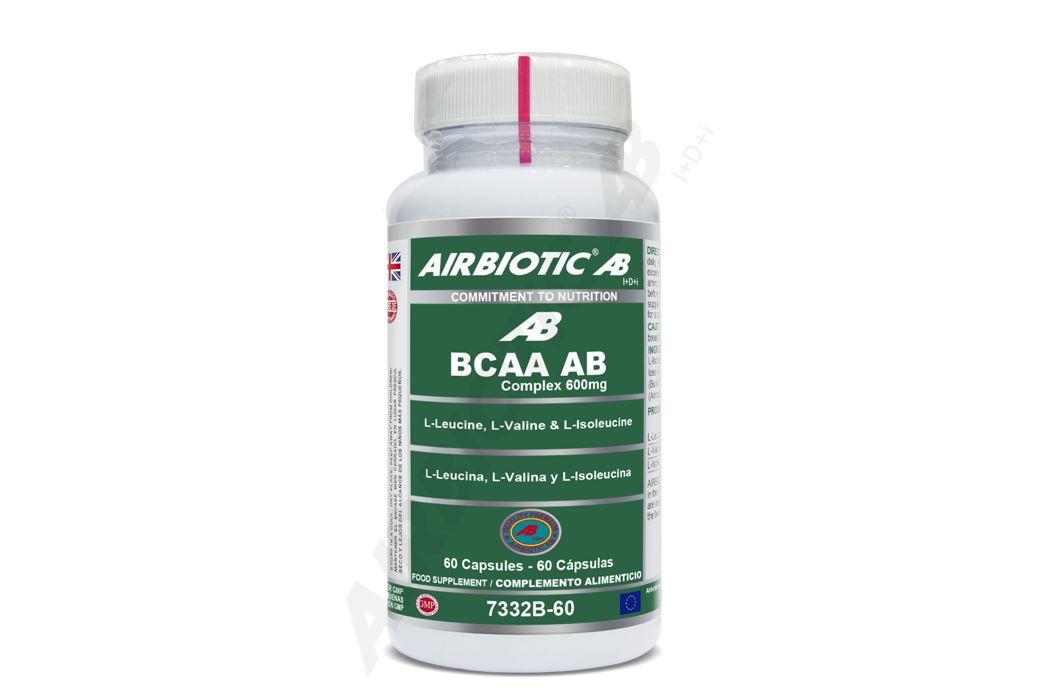 Aminoácidos Ramificados Airbiotic para el desgaste muscular