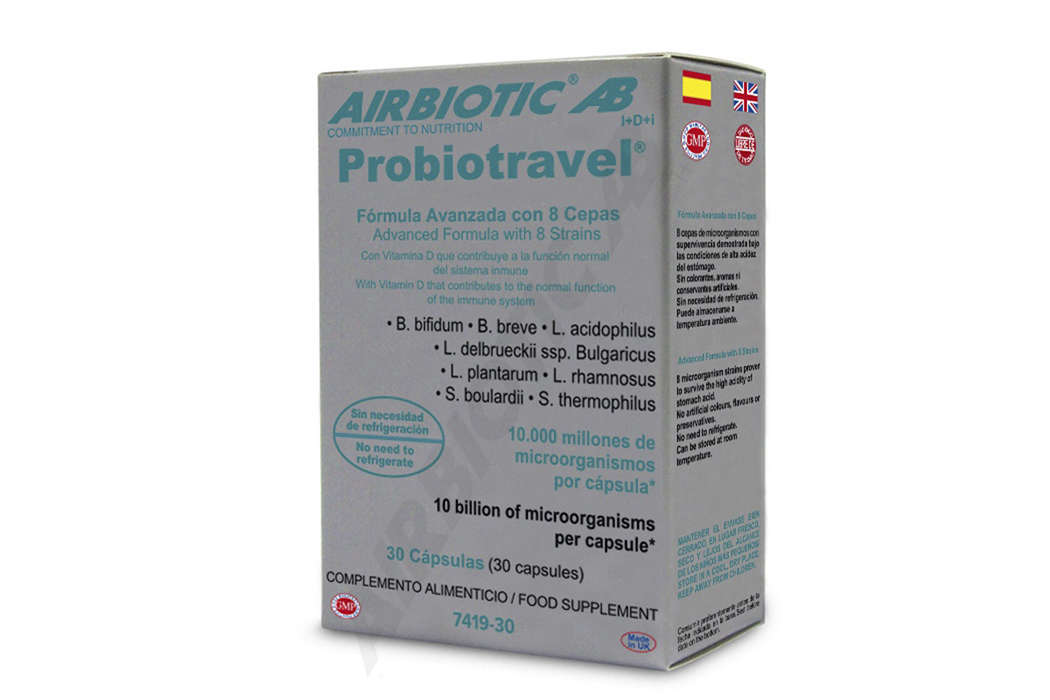 7419-30 Probiotravel AB