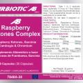 7848-30 RASPBERRY KETONES COMPLEX