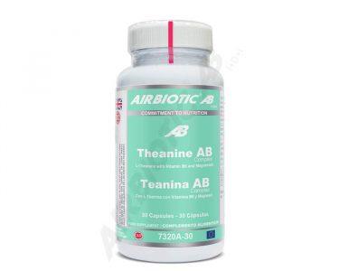 L-Teanina 250mg de Airbiotic AB