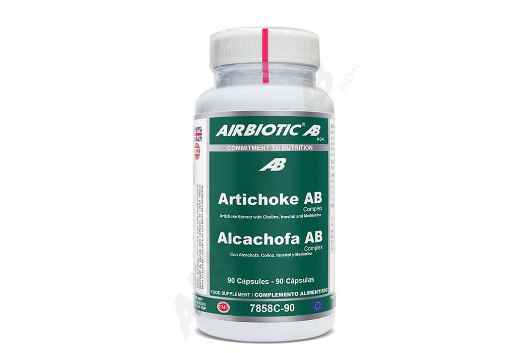 cinarina 16 mg (equivalente a 8.000 mg de alcachofa) por cápsula