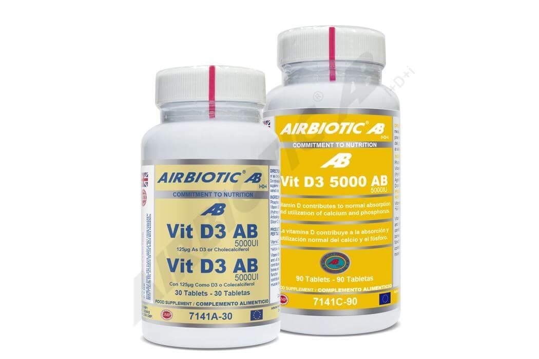 La vitamina D ayuda al mantenimiento normal de huesos y dientes