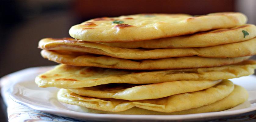 receta chapati