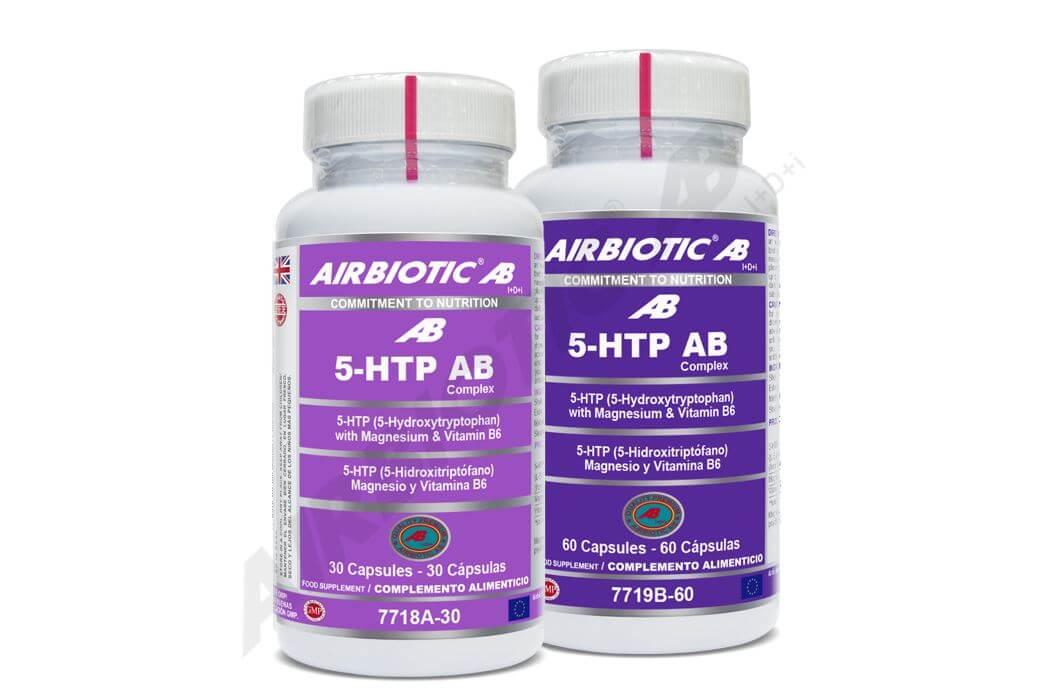 5-HTP es un precursor de laserotonina natural.
