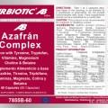7855-60 AZAFRAN COMPLEX