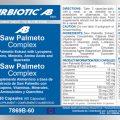 7869B-60 Saw Palmeto