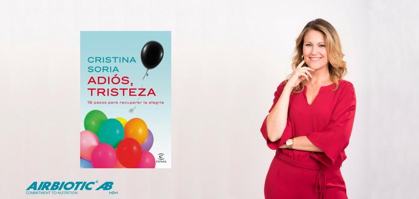adios, tristeza Cristina Soria