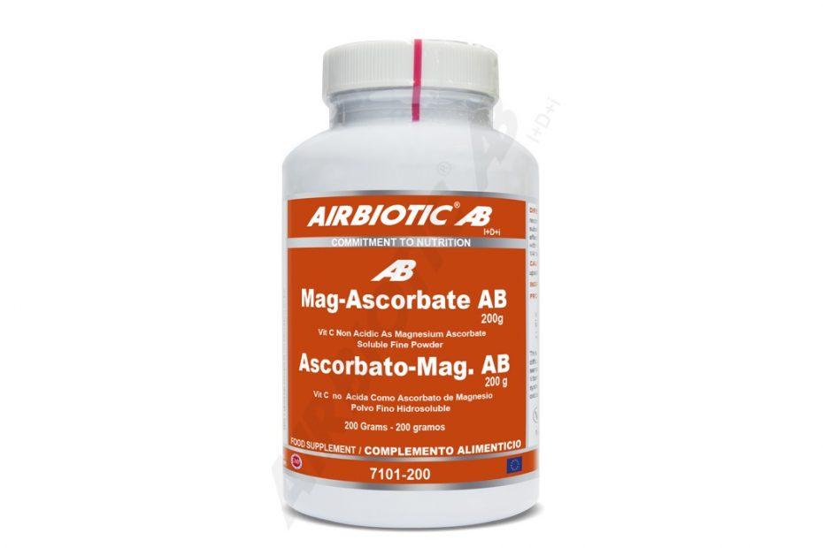 Airbiotic Ascorbato Magnesio