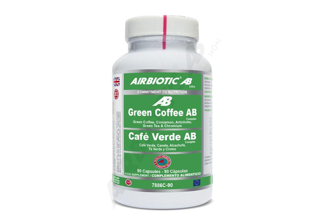 El Café verde tiene propiedadessaciantes y antioxidantes