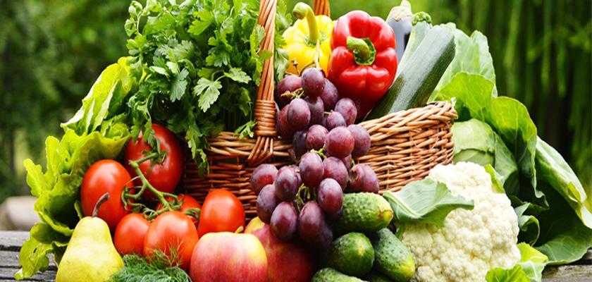 propiedades del color de los alimentos