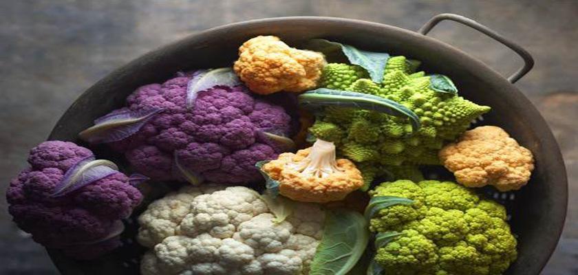 12 verduras crucíferas
