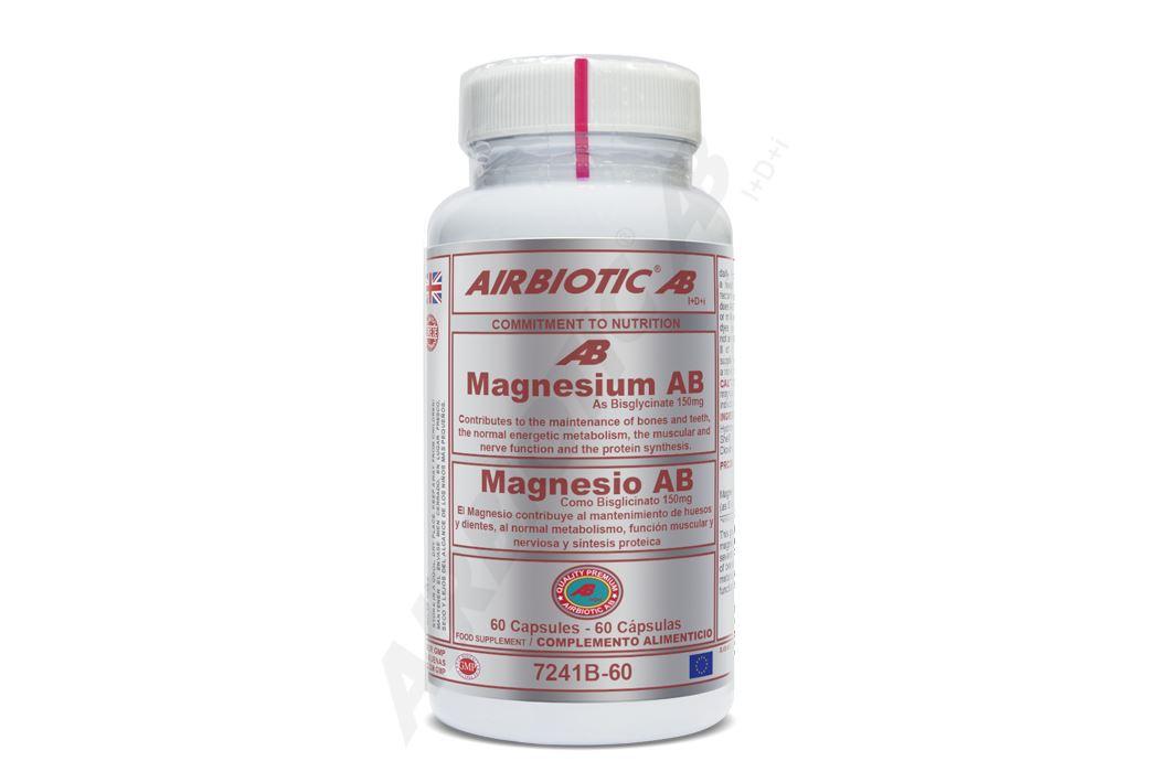 7241b-60 magnesio bisglicinato ab