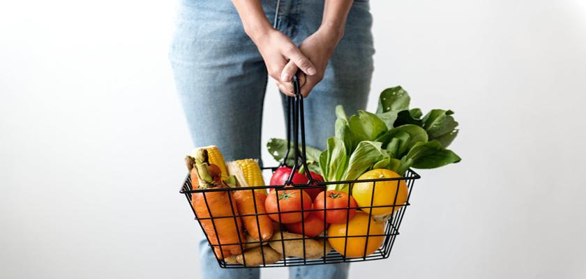 alimentación saludable y sostenible