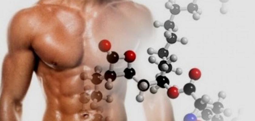 cuida figura con aminoácidos